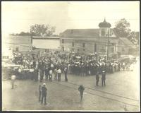 Event at the First Baptist Church