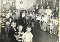 Beginners #2 Sunday School Class