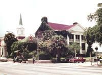 Columns, Tallahassee, in its original location