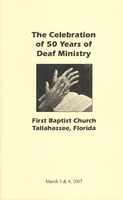 Celebration of 50 Years of Deaf Ministry