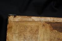 Sermones discipuli, detail photograph