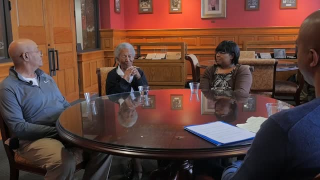 Wright Family Interview, Part I