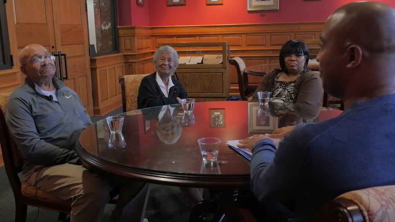 Wright Family Interview Clip