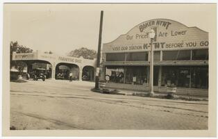 Baker K-TNT General Store and Gas Station
