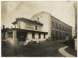 Baker Hospital, Muscatine, Iowa