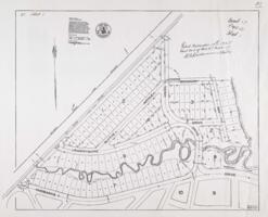 Sun City Development and Motion Picture Studio Plat Map Sheets