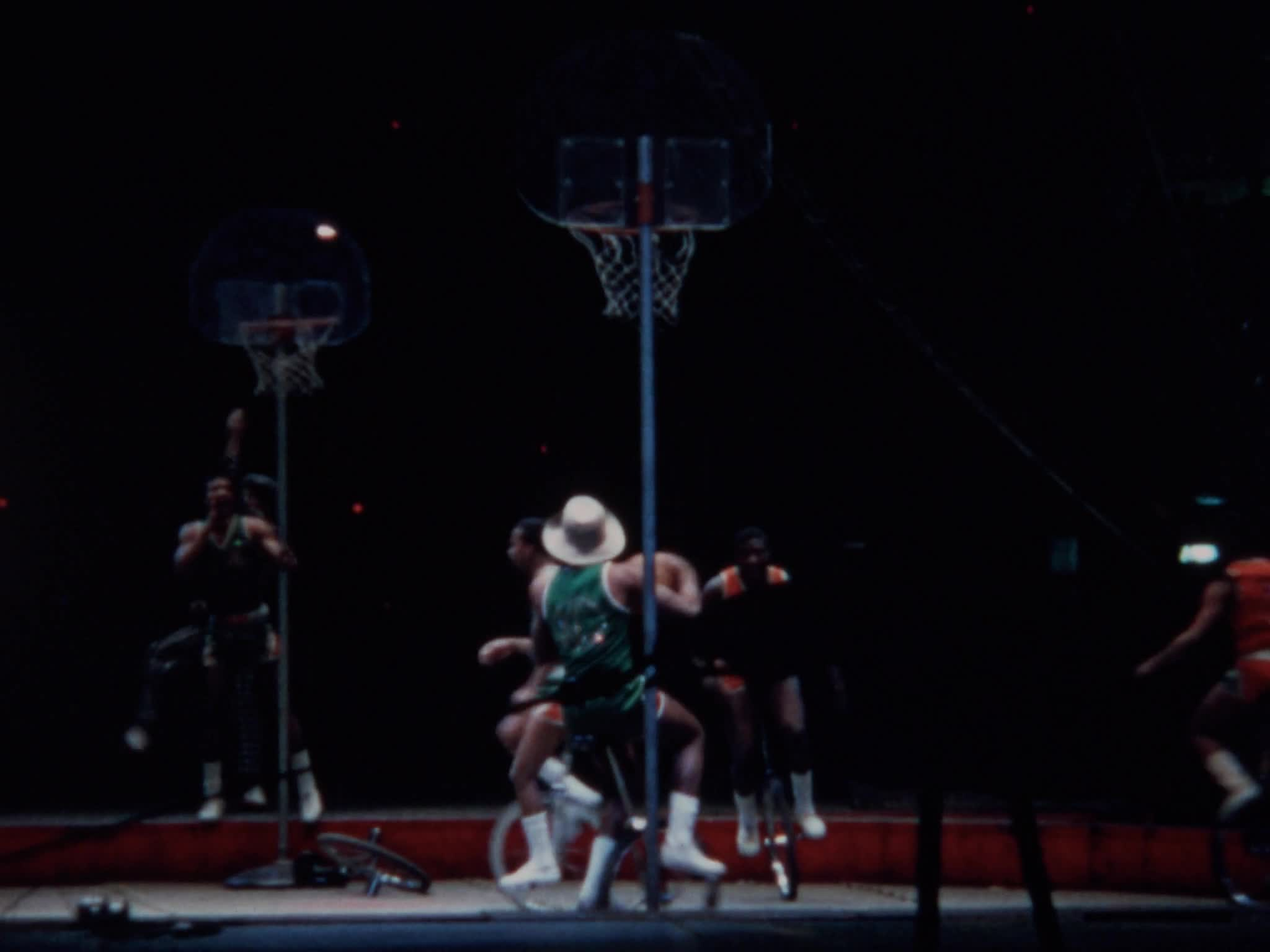 Gunther Gebel-Williams First Year on Ringling Circus