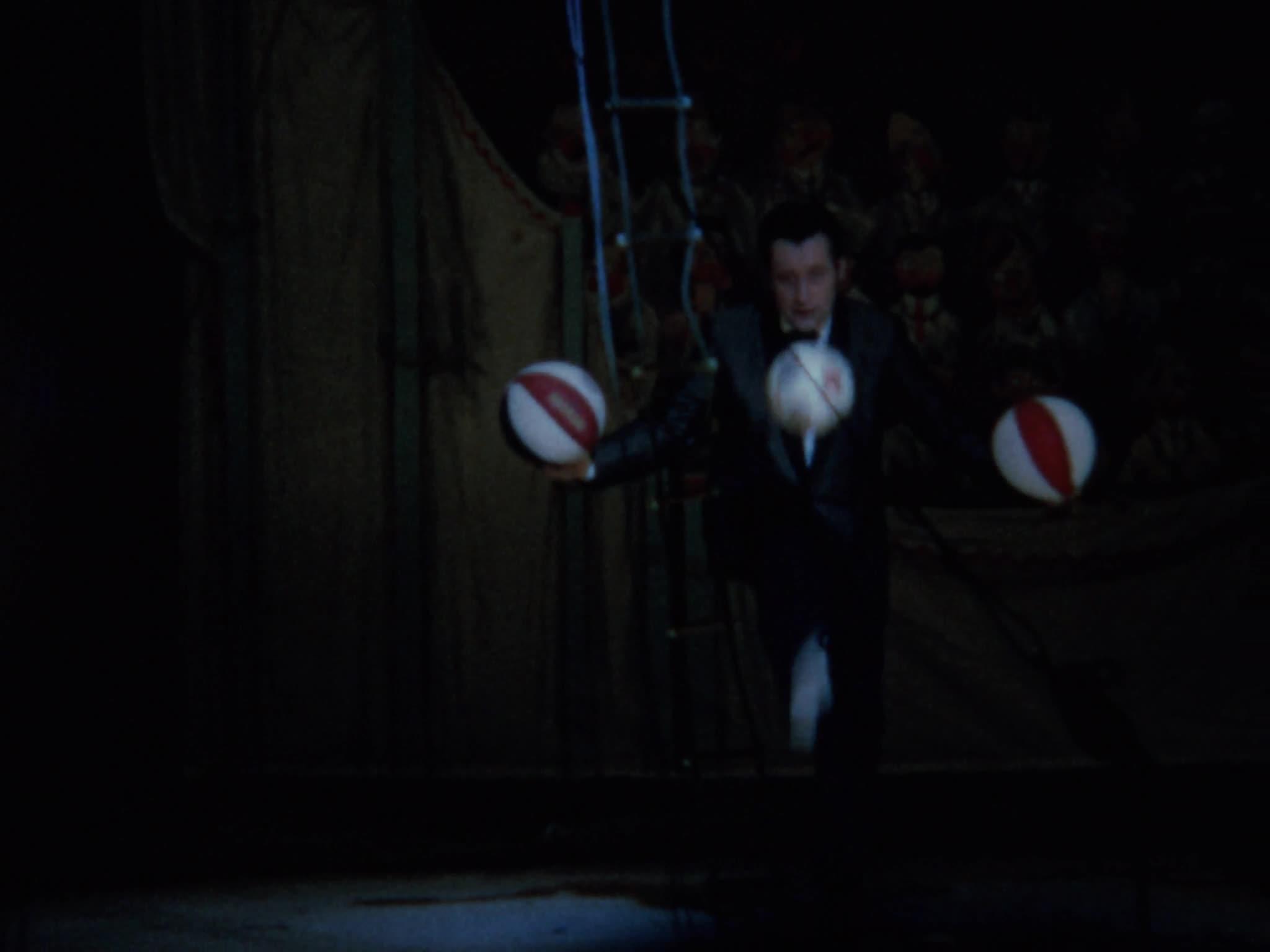 Bo Bo Barnett Dog Act, Juggling Act