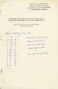 Statistic writings and reports pertaining to science, race, biology, and intelligence