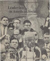Leadership in American Society: A Case Study of Black Leadership