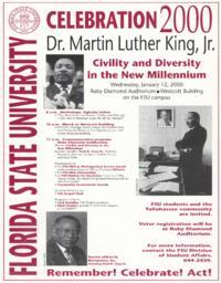 Martin Luther King, Jr. Commemorative Celebrations