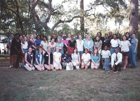 First Multicultural Retreat