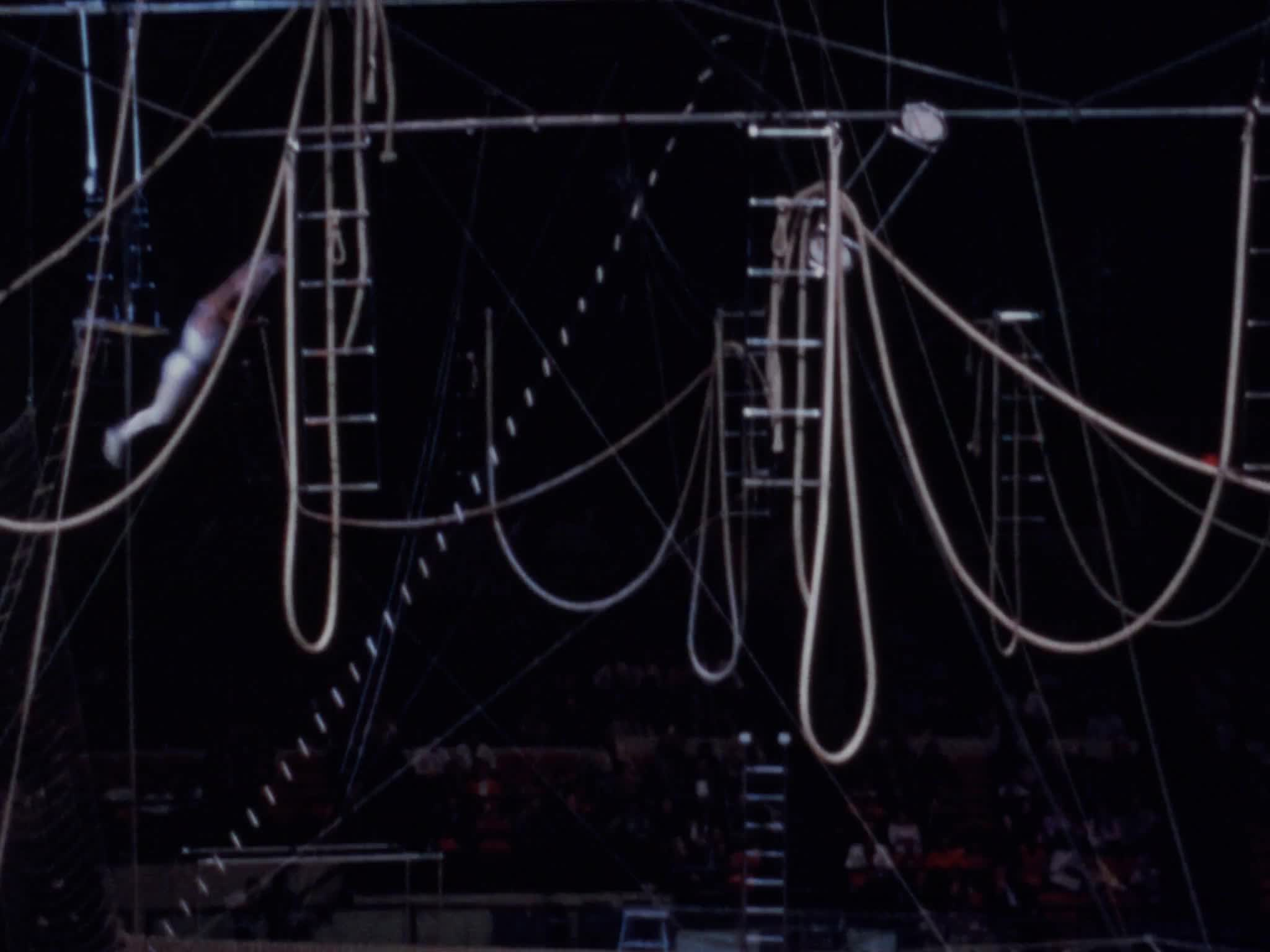 Elvin Bale Trapeze Act, Web Production Number, Motorcycle Act