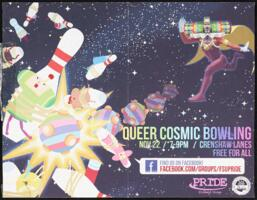 Queer Cosmic Bowling