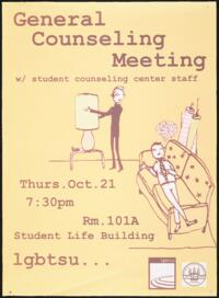 General Counseling Meeting