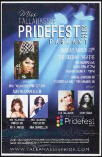 Miss Tallahassee Pridefest Pageant