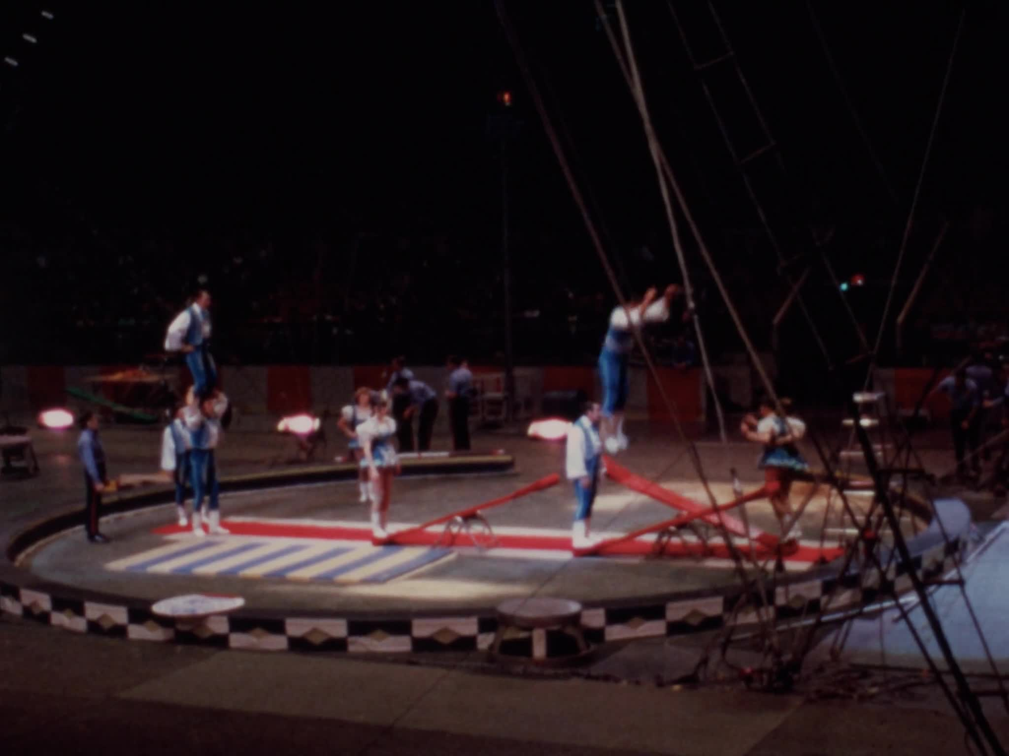 Circus Production Number