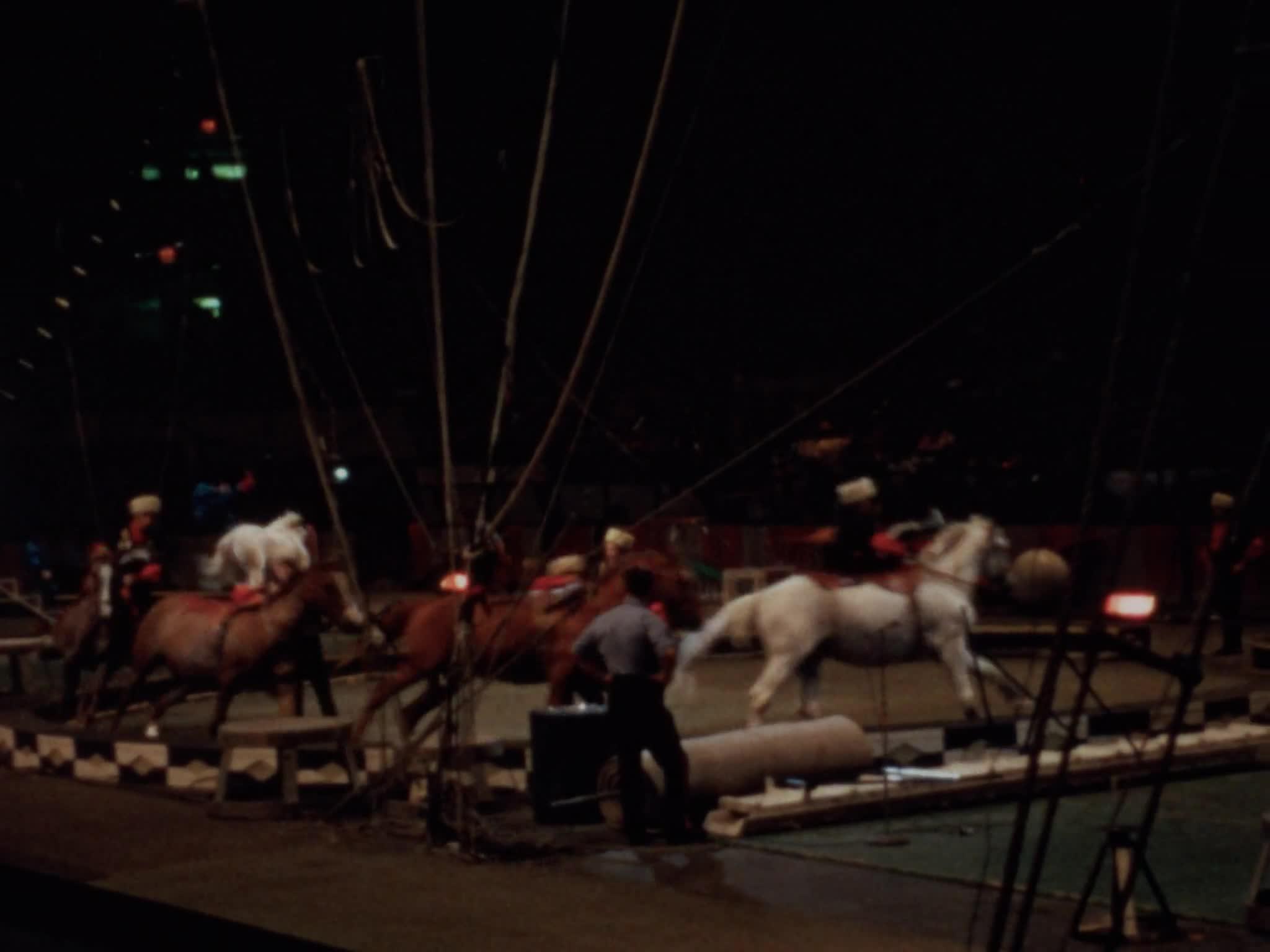 Bareback Cossack Riders