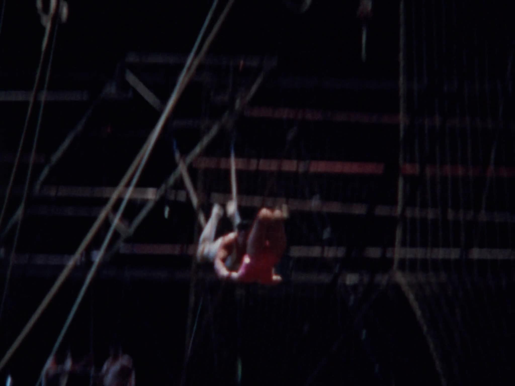 Nocks High Wire, Gunther Gebel-Williams Three Ring Teeterboard Elephant