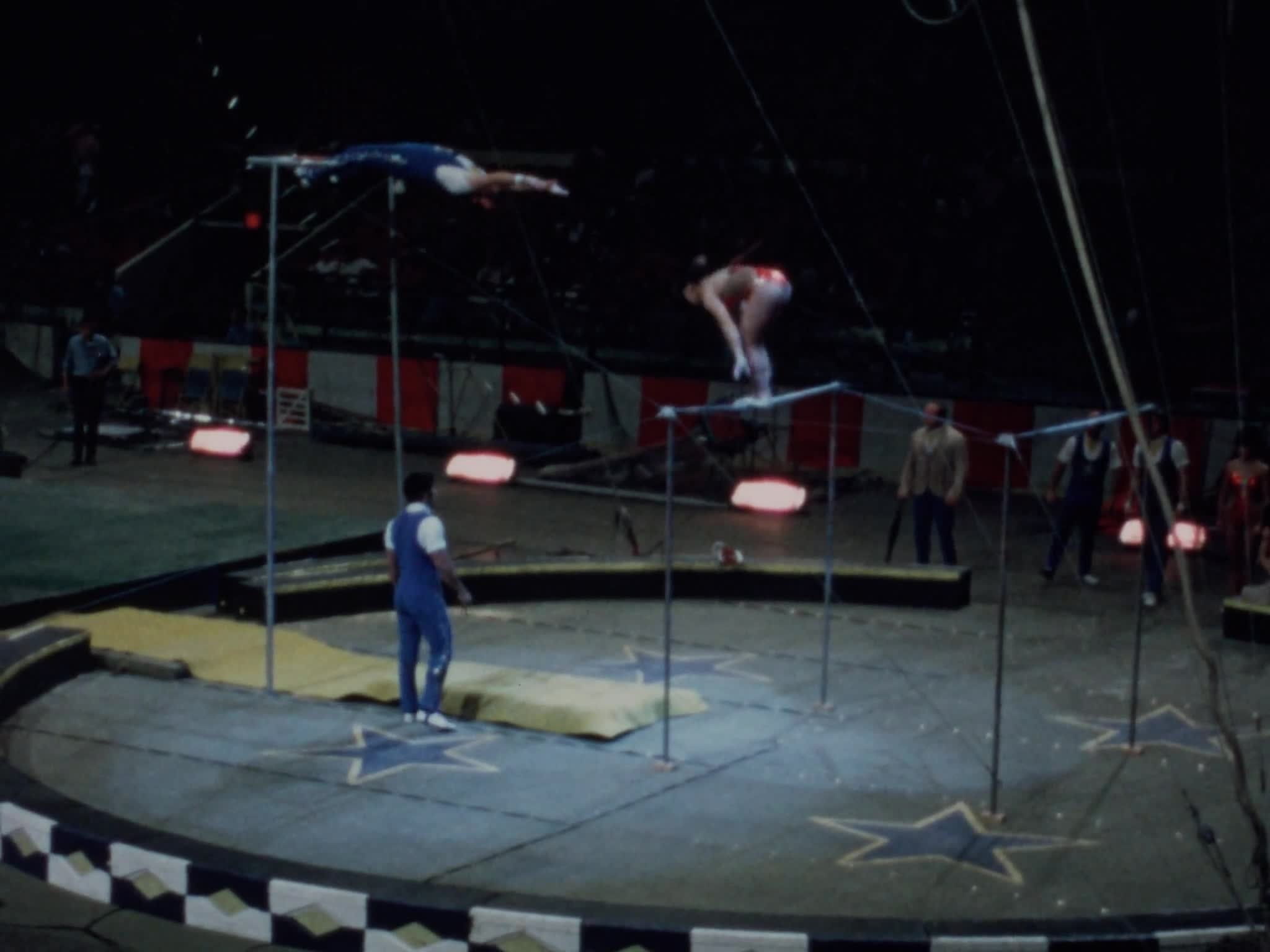 Opening Show Production Number, Ring III