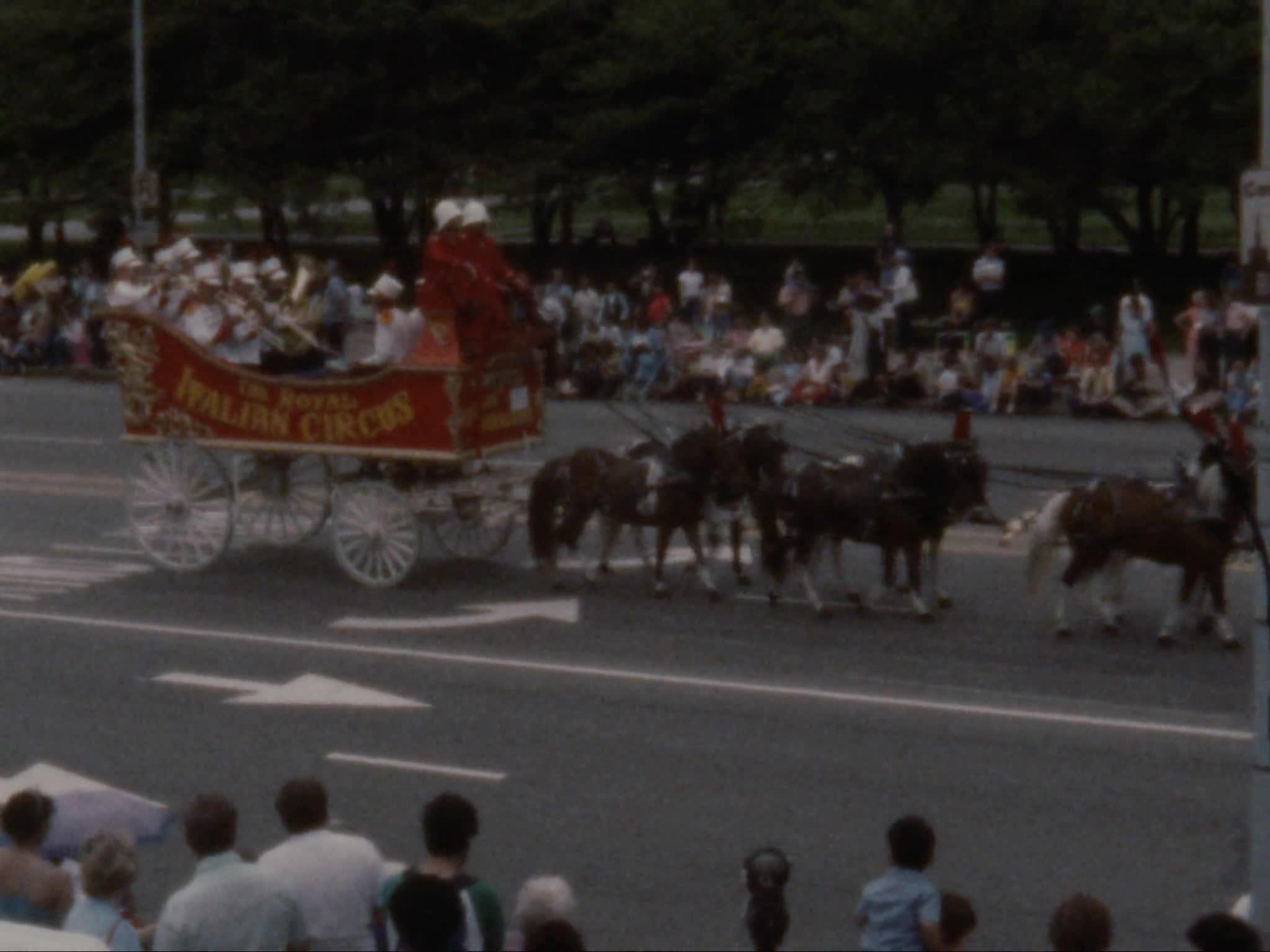 Chicago Circus Parade, Milwaukee Circus Parade