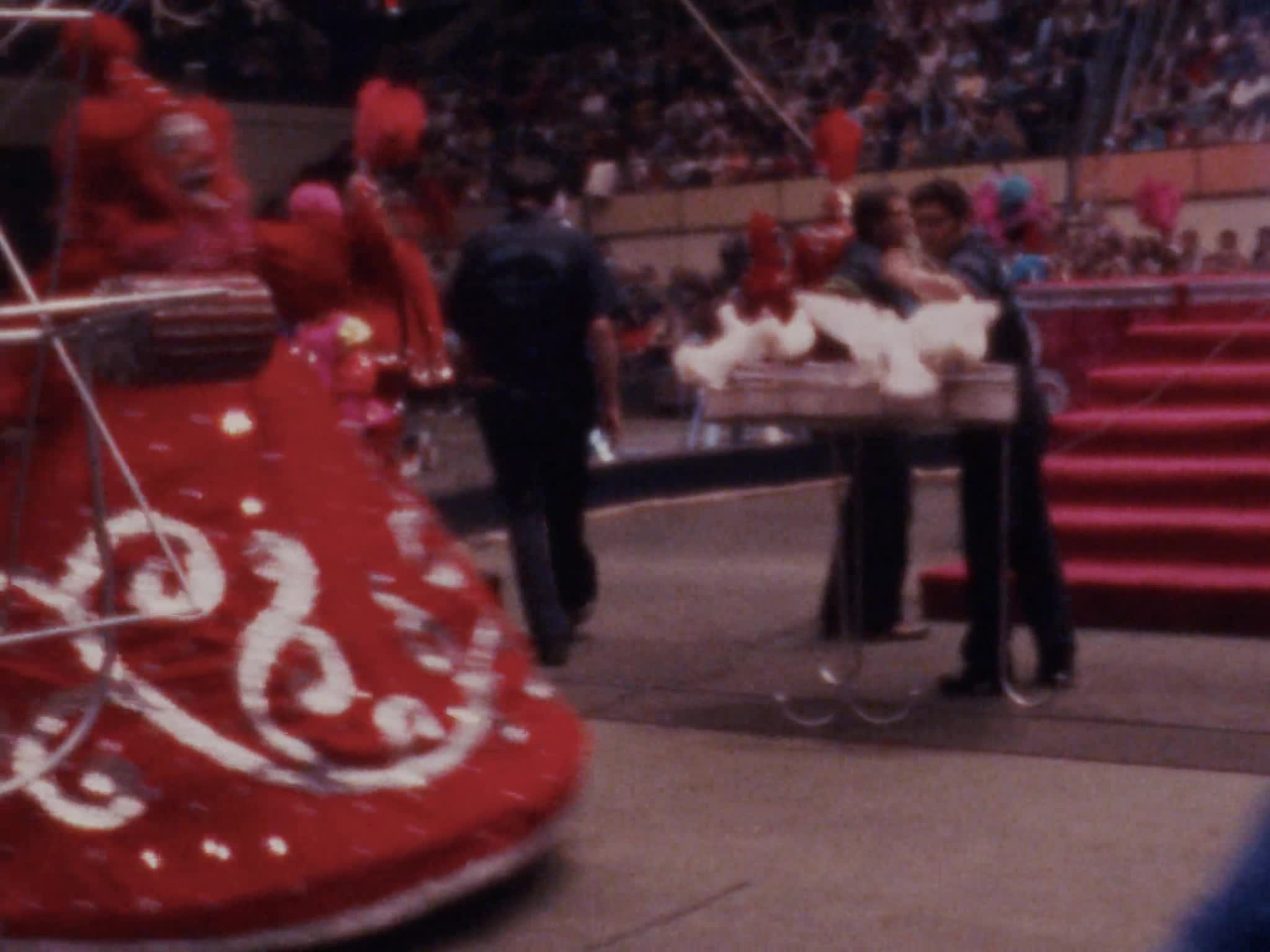 Circus Acts from 1984 Red Unit