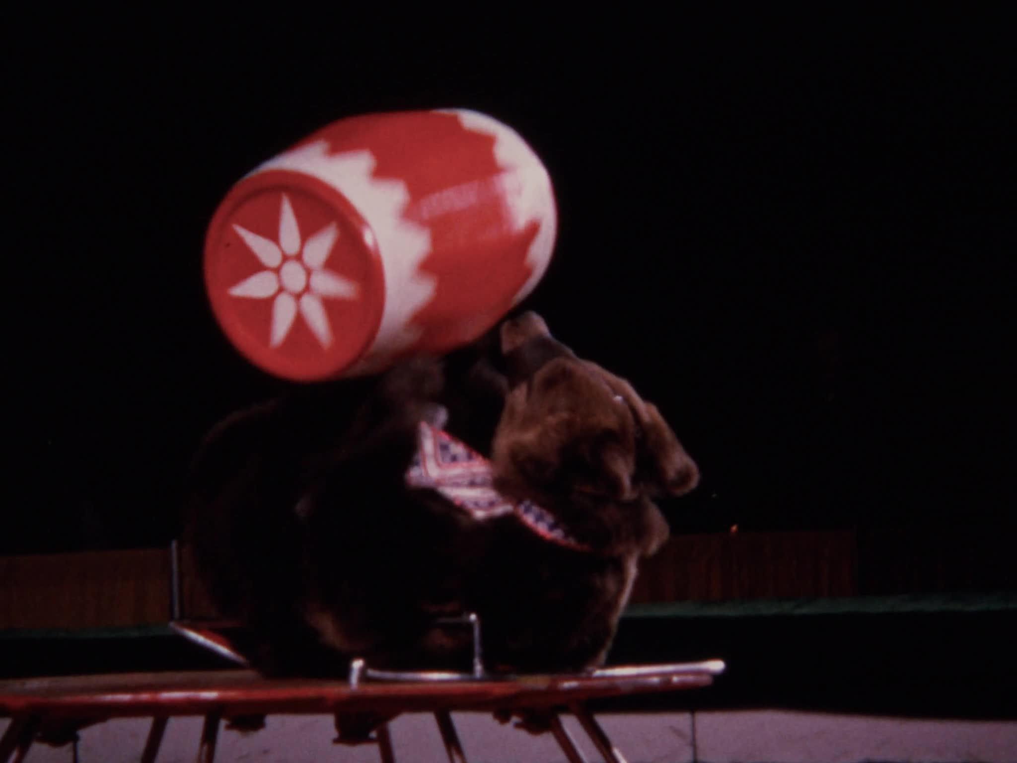 Popov the Russian Clown, Hand Balancing Act, Juggler