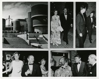 1970 Fine Arts Festival and Opening of the Fine Arts Building