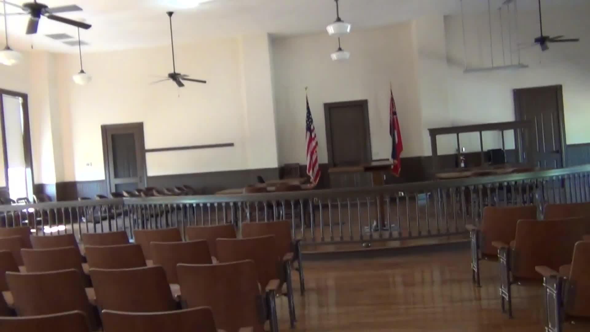 Sumner Courthouse Tour