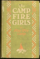 Camp Fire girls at Pine-Tree Camp