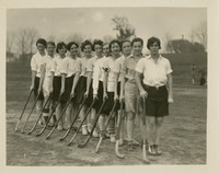 1927-1928 Senior Hockey Team