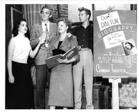 Cast of Biography featuring Doris Dalton