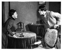 Speech theater rehearsal, 1956