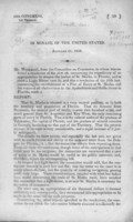 In Senate of the United States, January 21, 1828