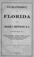 Climatology of Florida