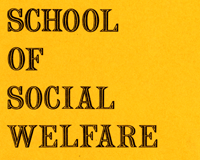 School of Social Welfare