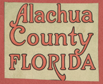 Florida County and City Histories, 1922
