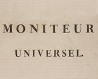Le Moniteur universel