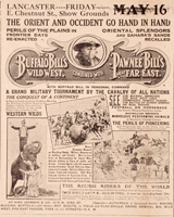 Tibbals Circus Collection of International Newspapers