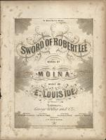 Sword of Robert Lee