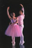 Cari Martin and Brian Palmer performing Valse fantasie
