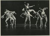 Kenn Jenkins and Viola Sheely in a group performance of Componis