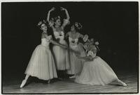 Kate Levitz, Frances Smith and Mary Lee Sedlander in a group performance