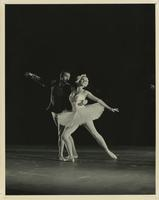David Roche and Cynthia Williamson in Swan Lake