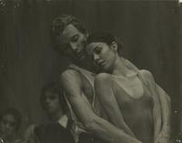 Christopher Burnside and Kate Fisher in Swan Lake