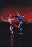 Jeremy Smith and Bridgett Bliestein performing The Company