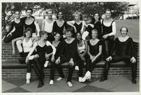 Group of dancers pose together