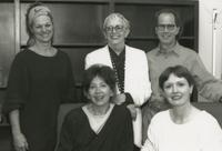 Group of choreographers and professors