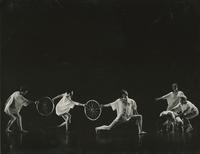 Dancers with wheels