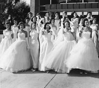 Miss Gymkana Contestants, 1963